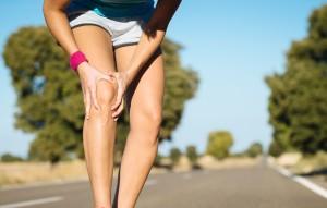 Повреждено колено