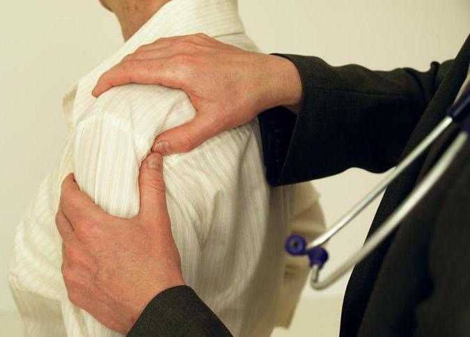 бурсит плечевого сустава народными средствами