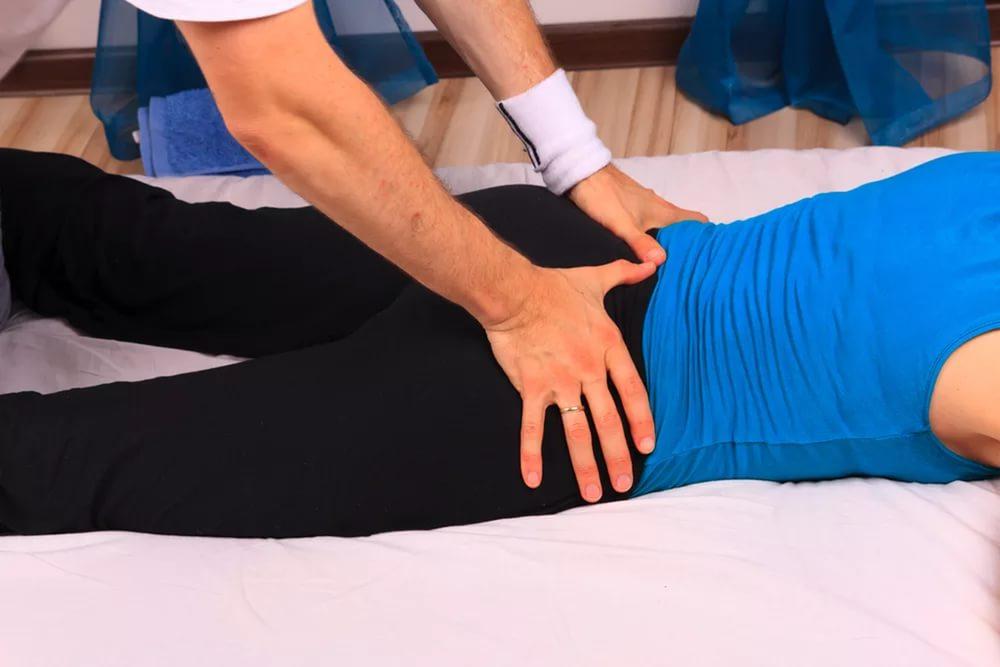 урок массаж при артрозе коленного сустава