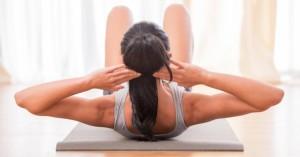 Зарядка для плечевого сустава и шеи