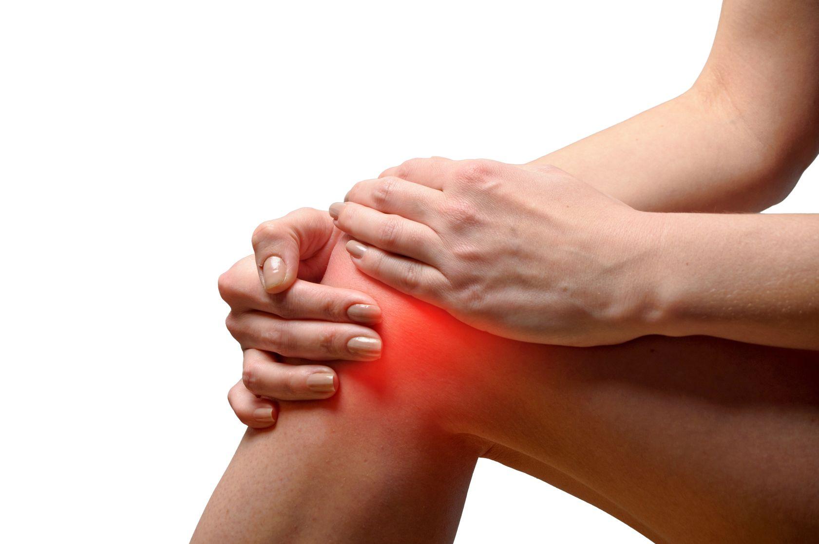 Боль в коленном суставе с внутренней стороны: лечение в домашних ...