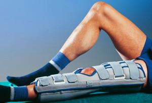 Разработать коленный сустав