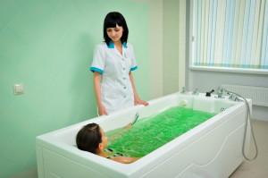 Солевые ванны