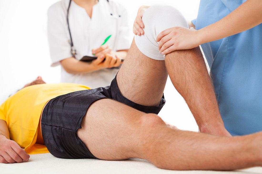 Упражнения в лежачем положении