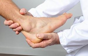 Причины остеоартроза голеностопа