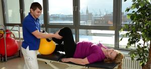 Реабилитация после тотального эндопротезирования тазобедренного сустава
